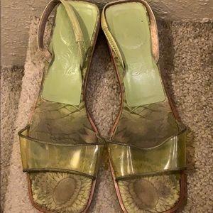 Vintage Ferragamo sandal